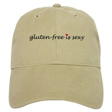 gluten-free is sexy Baseball Cap