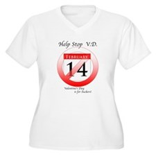 Help Stop VD -T-Shirt