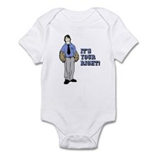 Right to Bear Arms Infant Bodysuit