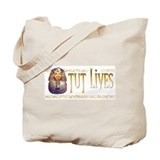 Tut Lives Tote Bag