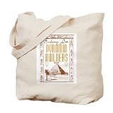 Pyramid Builders Tote Bag