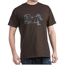 Hunter Jumper Horse T-Shirt