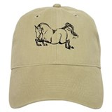 Hunter Jumper Horse Cap