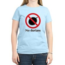 No Durians T-Shirt