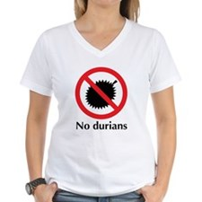 No Durians Shirt