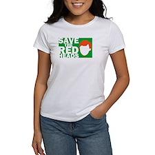Save the Redheads Tee