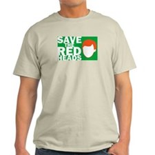 Save the Redheads T-Shirt