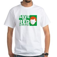 Save the Redheads Shirt