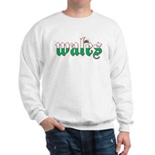 Wales Flag Sweatshirt