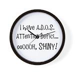 I have ADOS Wall Clock