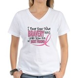 Bravery (Best Friend) Breast Cancer Shirt