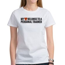 My Heart Personal Trainer Tee