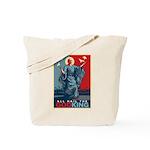 God-King Tote Bag