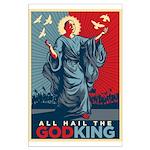 God-King Large Poster