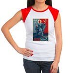 God-King Women's Cap Sleeve T-Shirt