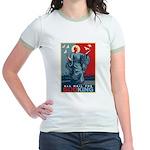 God-King Jr. Ringer T-Shirt