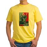 God-King Yellow T-Shirt