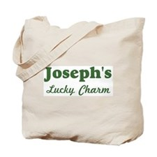 Josephs Lucky Charm Tote Bag