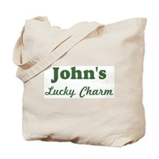 Johns Lucky Charm Tote Bag