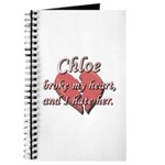 Chloe broke my heart and I hate her Journal