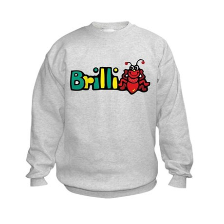 Brilliant! Kids Sweatshirt