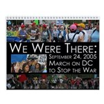 2005 March on DC Wall Calendar