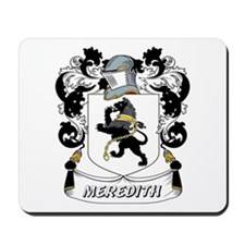 Meredith Coat of Arms Mousepad