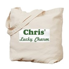 Chriss Lucky Charm Tote Bag