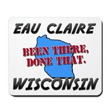 eau claire wisconsin - been there, done that Mouse