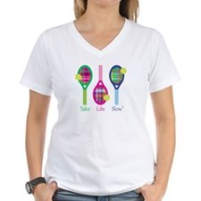 Tennis Trio, Shirt