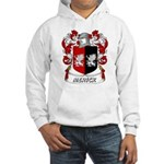 Merick Coat of Arms Hooded Sweatshirt