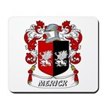 Merick Coat of Arms Mousepad