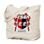 Merick Coat of Arms Tote Bag