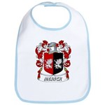 Merick Coat of Arms Bib