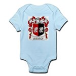 Merick Coat of Arms Infant Creeper