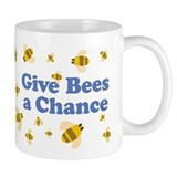 Give Bees a Chance Mug