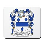 Moreiddig Coat of Arms Mousepad