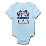 Moreiddig Coat of Arms Infant Creeper