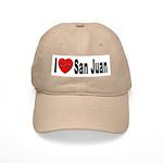 I Love San Juan Puerto Rico Cap