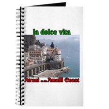 Atrani on the Amalfi Coast Journal