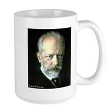 "Faces ""Tchaikovsky"" Mug"