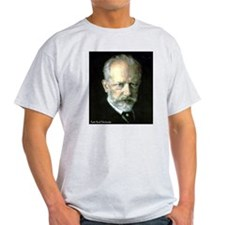 "Faces ""Tchaikovsky"" T-Shirt"