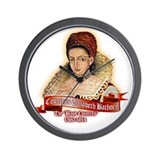 Elizabeth Bathory Wall Clock