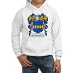 Newmarch Coat of Arms Hooded Sweatshirt