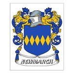 Newmarch Coat of Arms Small Poster