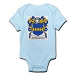Newmarch Coat of Arms Infant Creeper