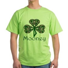 Mooney Shamrock T-Shirt