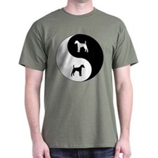 Yin Yang Smooth Fox T-Shirt