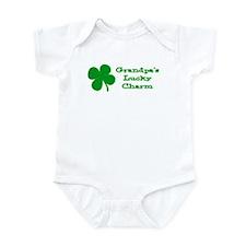 Grandpa's Lucky Charm Infant Bodysuit