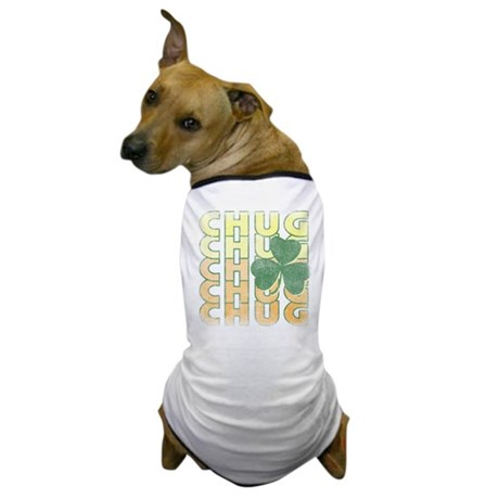 Irish Chug Dog T-Shirt